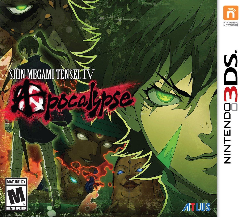 Shin Megami Tensei IV: Apocalypse (3DS) Review 5