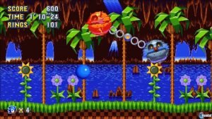 Sonic Mania: Collector's Edition Revealed, Themed Around Genesis 1