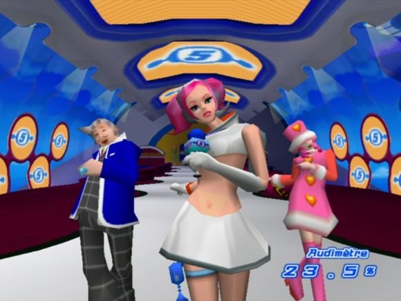 Space Channel 5 VR Demo To Appear At Tokyo Game Show 2016 1