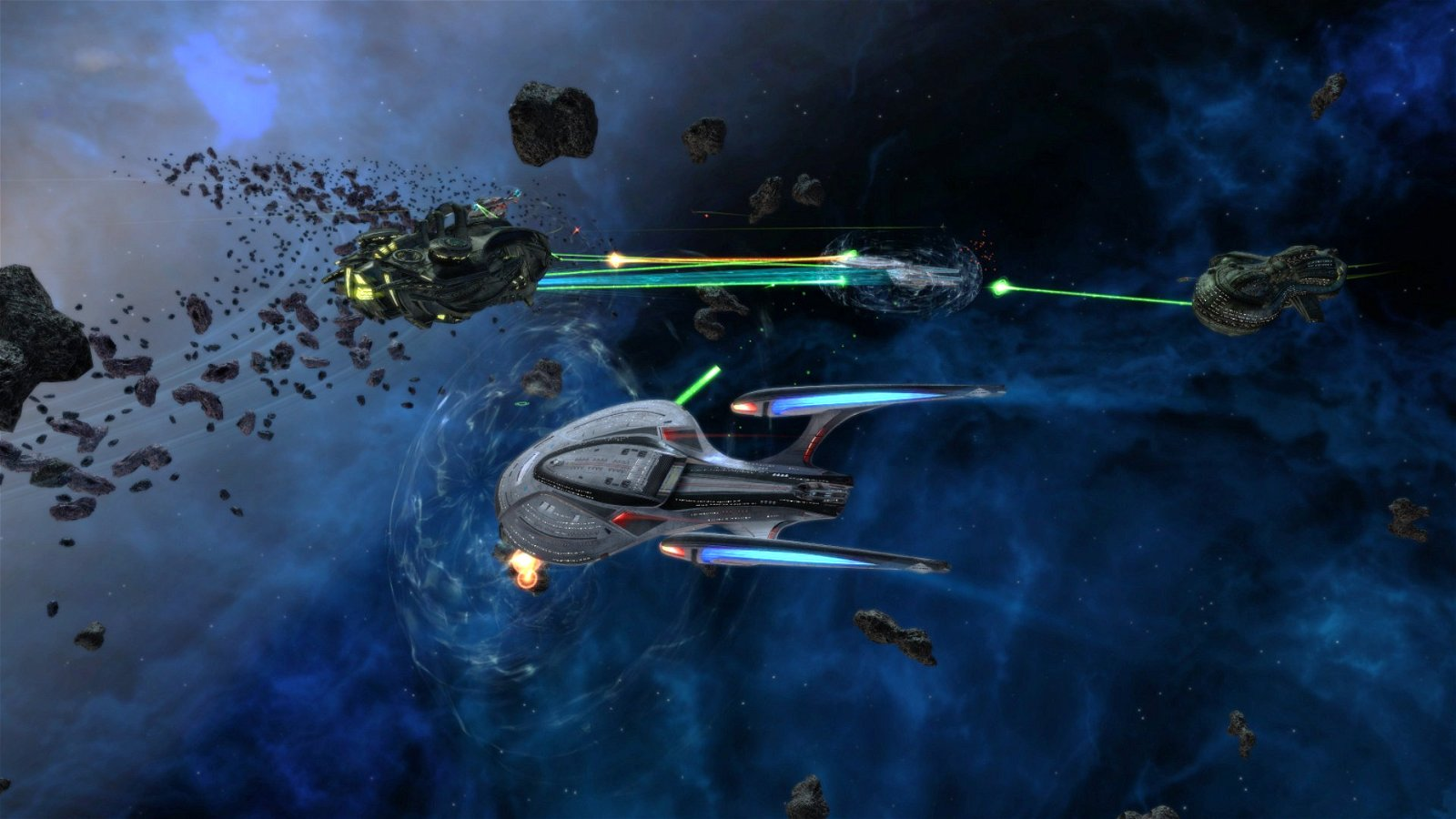 Star Trek Online Ps4 Review Cgmagazine