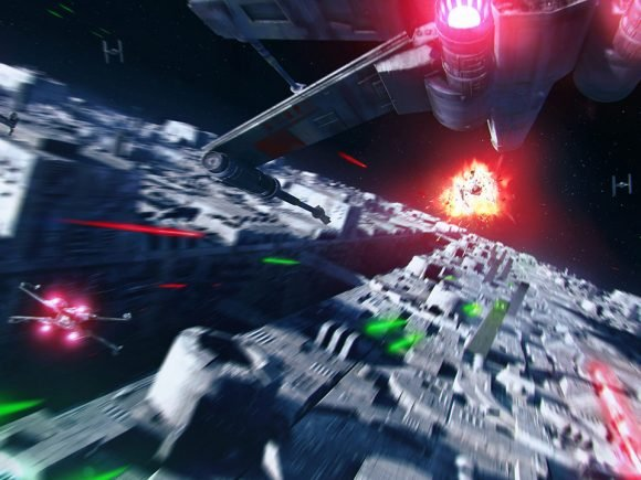 Star Wars Battlefront Patch Preps for Death Star DLC, Bumps Level Cap 1