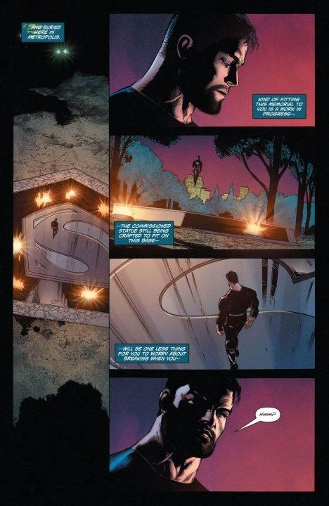 Superman Rebirth #1 (Comic) Review 4