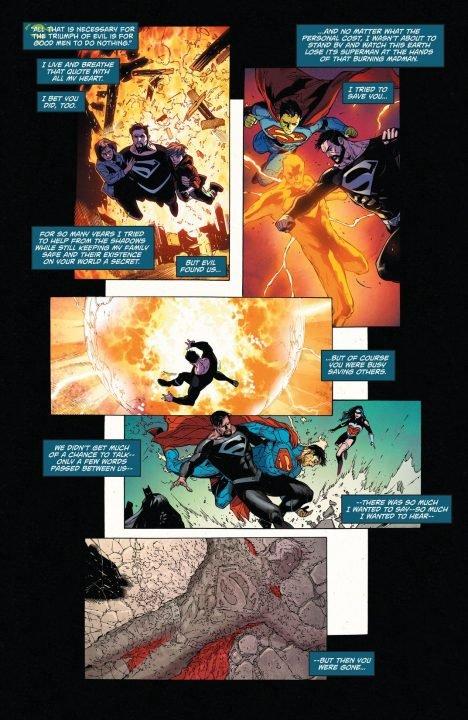 Superman Rebirth #1 (Comic) Review 5