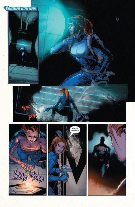 Superman Rebirth #1 (Comic) Review 6