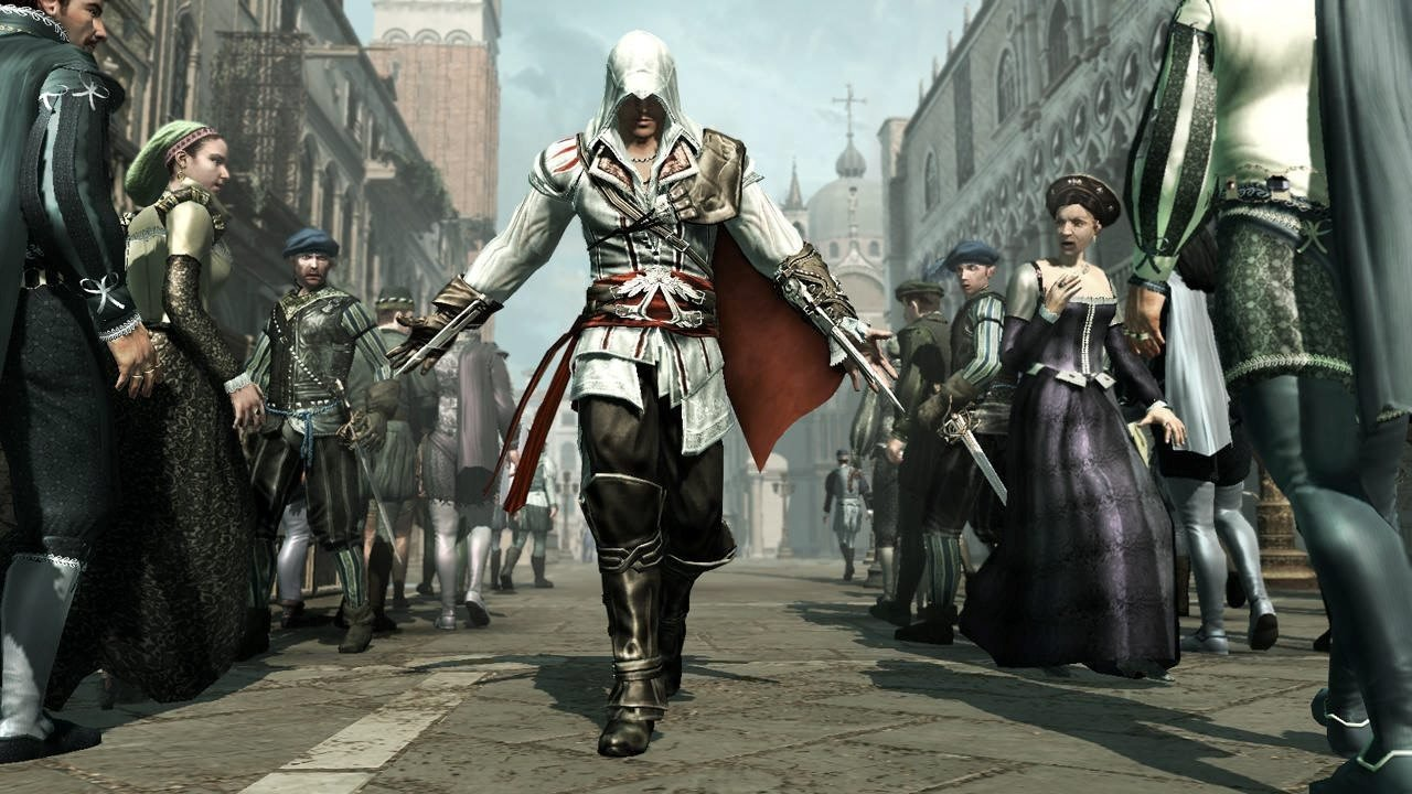 The Ezio Collection is Real and it's Out this Year 2