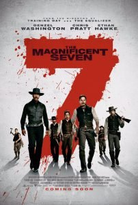 The Magnificent Seven   (Movie) Review