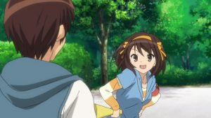The Melancholy of Haruhi Suzumiya (Anime) Review