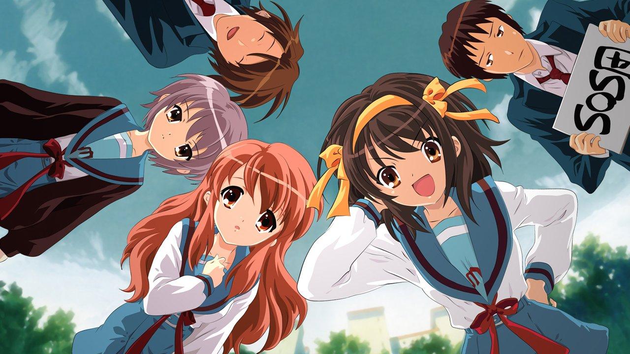The Melancholy of Haruhi Suzumiya (Anime) Review 2