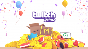Twitch announces Twitch Prime, included with Amazon Prime membership