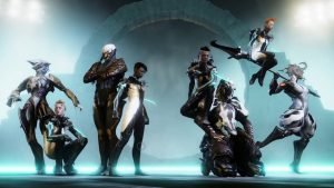 Warframe bring TennGen to Consoles