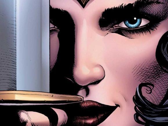 Wonder Woman Rebirth #1 (Comic) Review 1
