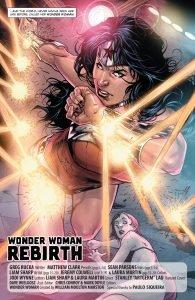 Wonder Woman Rebirth #1 (Comic) Review 4