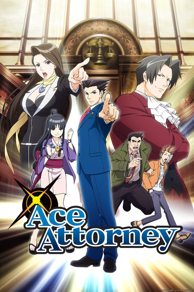 Ace Attorney (Anime) Review 3