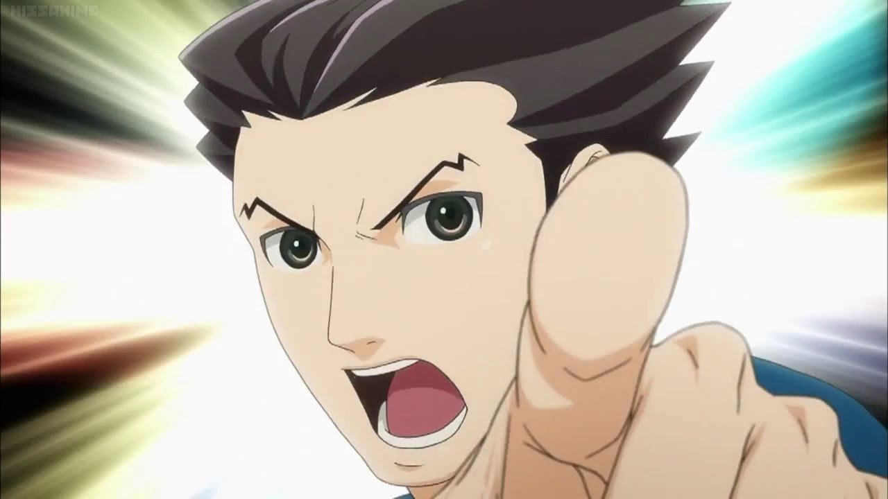 Ace Attorney (Anime) Review 5