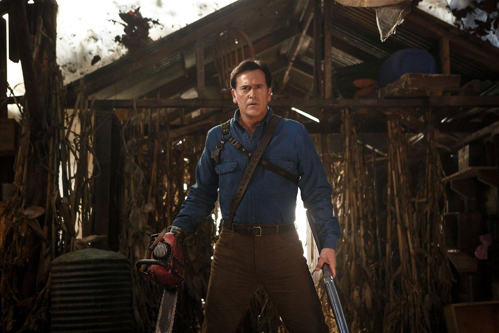 Ash Vs. Evil Dead Season 2 Ep. 1 (Tv) Review