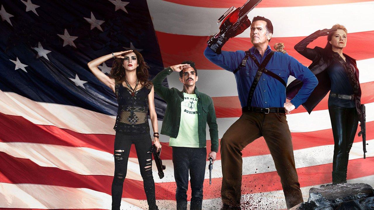 Ash vs. Evil Dead Season 2 Premiere (TV) Review: