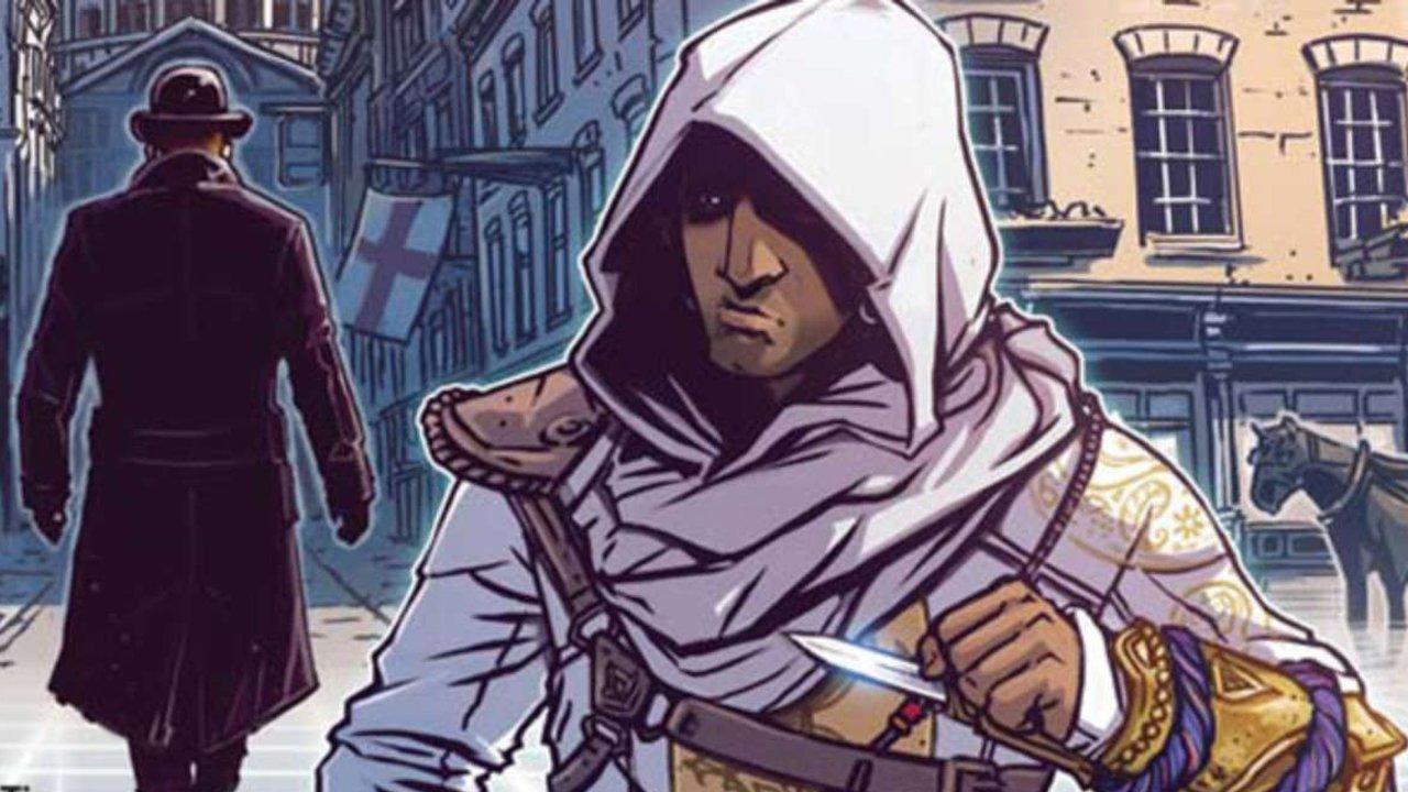 Assassin's Creed: Locus #1 (Comic) Review 4