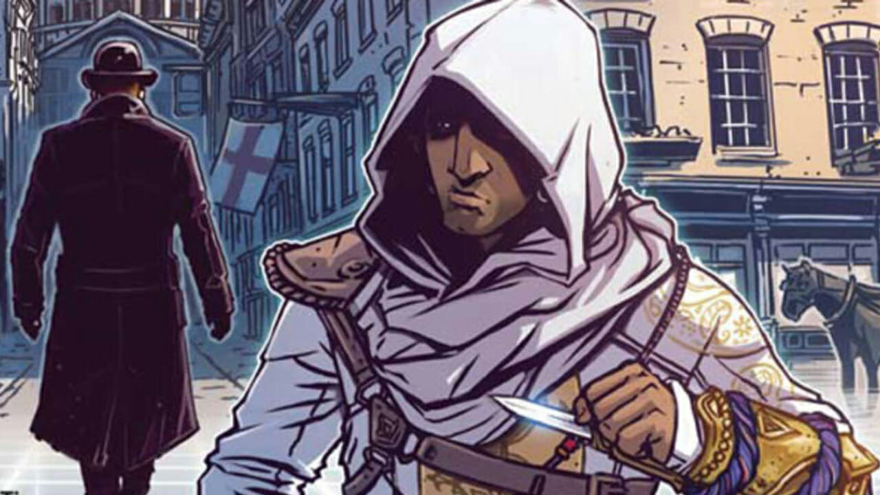 Assassin's Creed: Locus #1 (Comic) Review 5