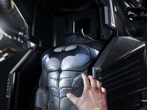 Batman: Arkham VR (PS4) Review 1