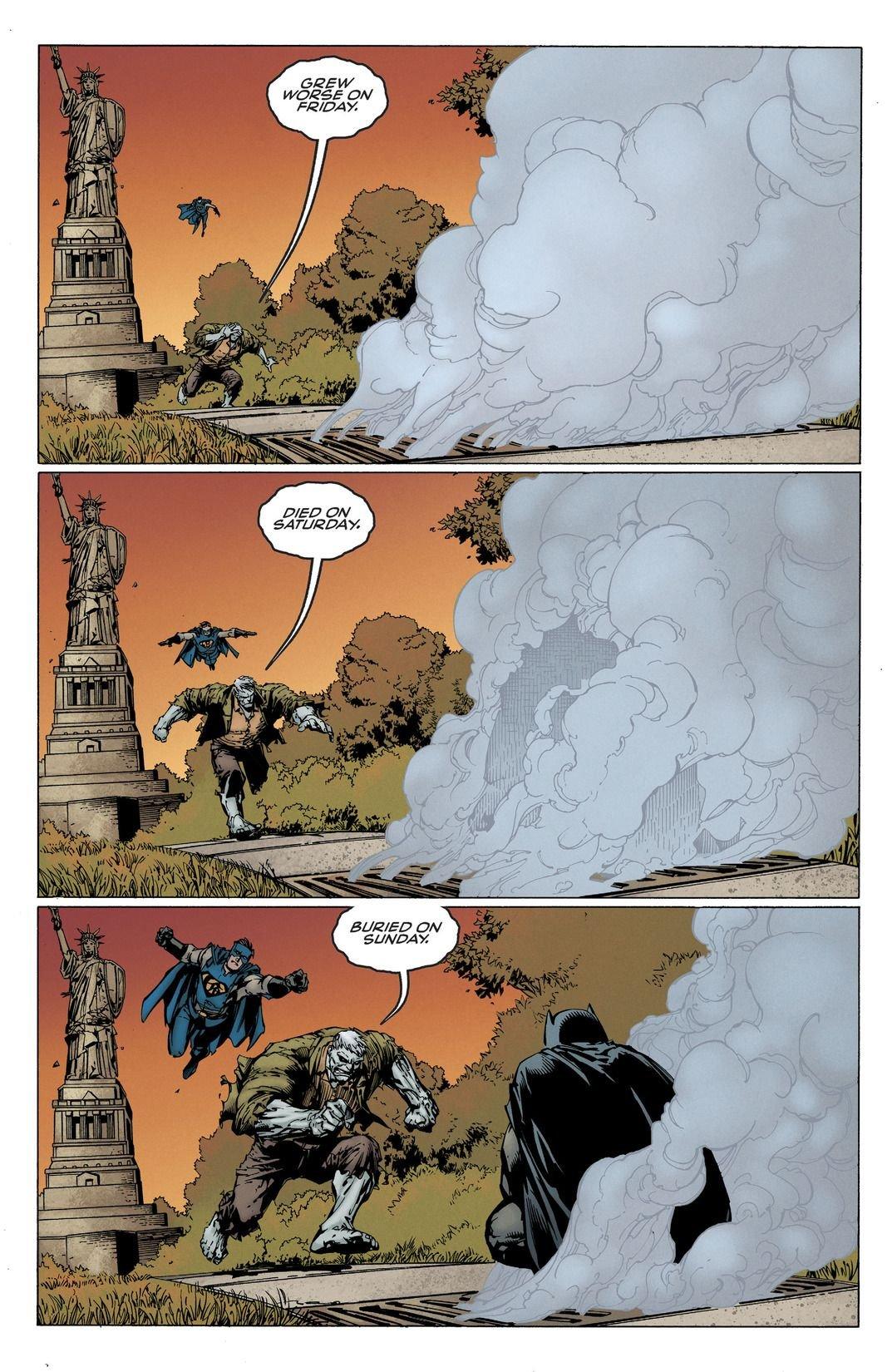 Batman Rebirth: I Am Gotham (Comic) Review 1