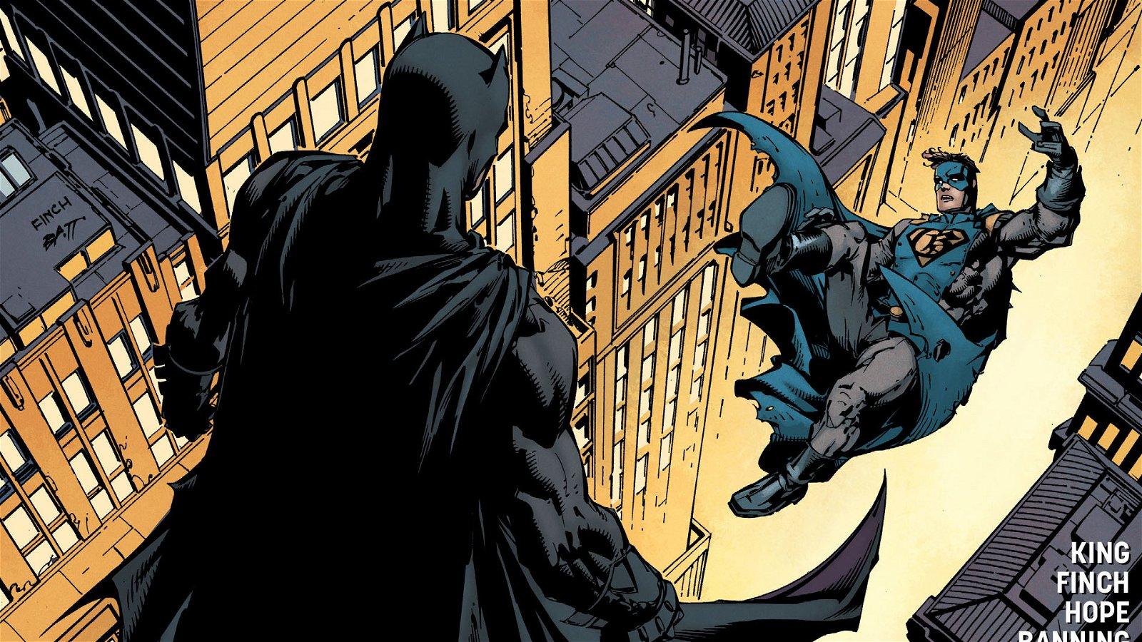 Batman Rebirth: I Am Gotham (Comic) Review 5