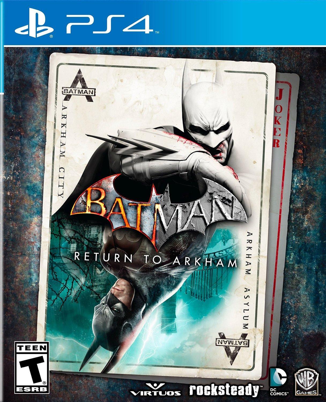 Batman: Return To Arkham (PS4) Review
