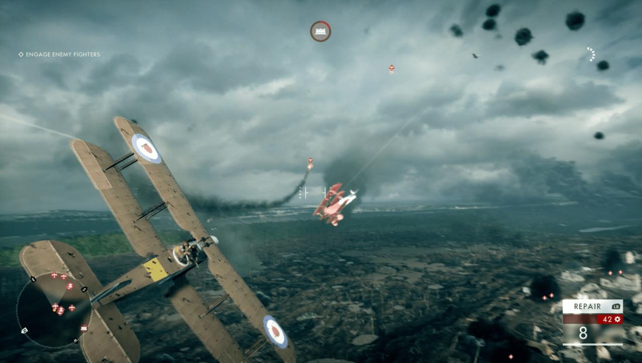 Battlefield 1 (Ps4) Review 10