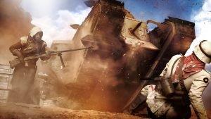 Battlefield, Mario Party, NBA 2K17 Top Media Create Charts