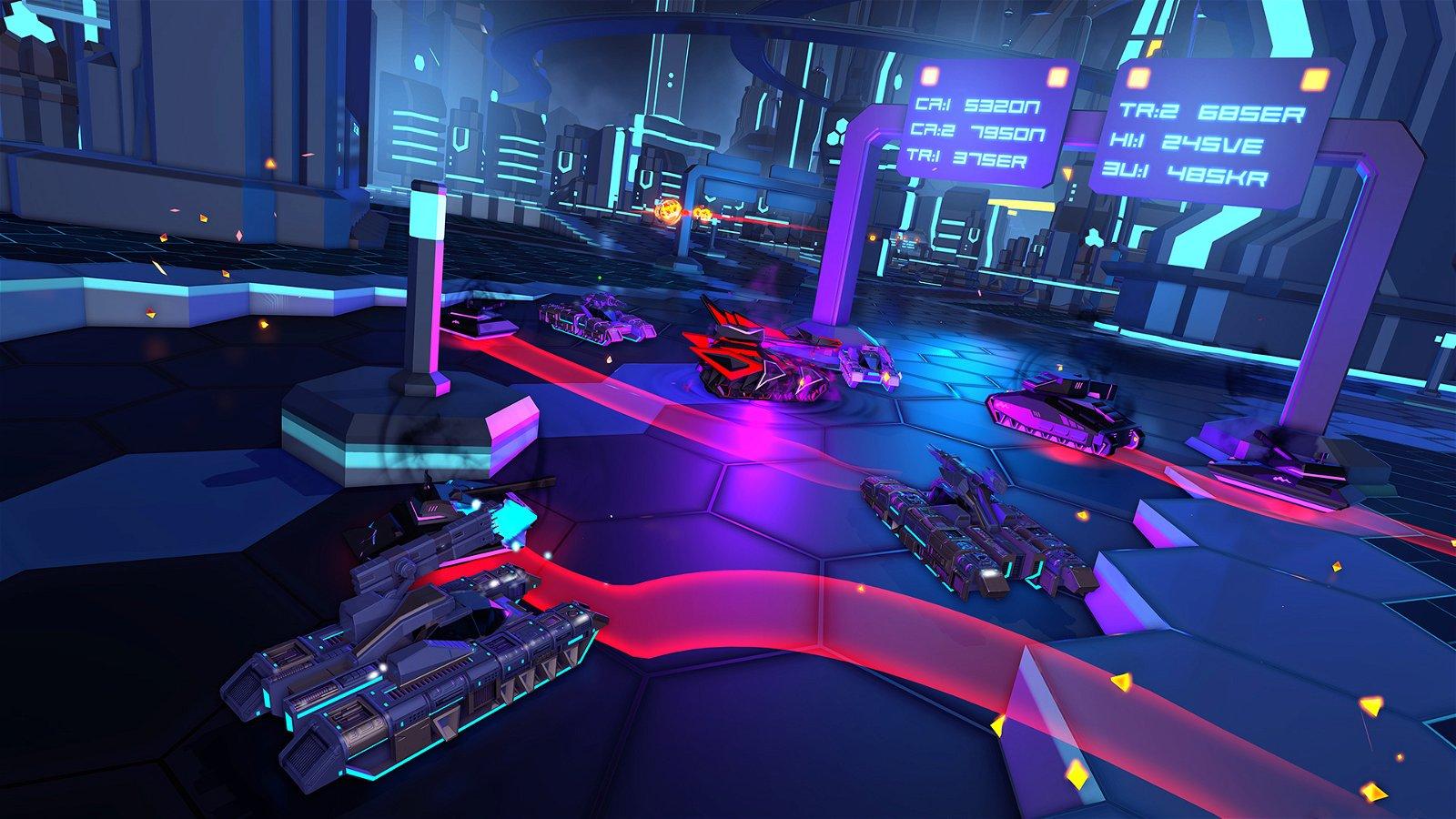 Battlezone (Ps4) Review 3