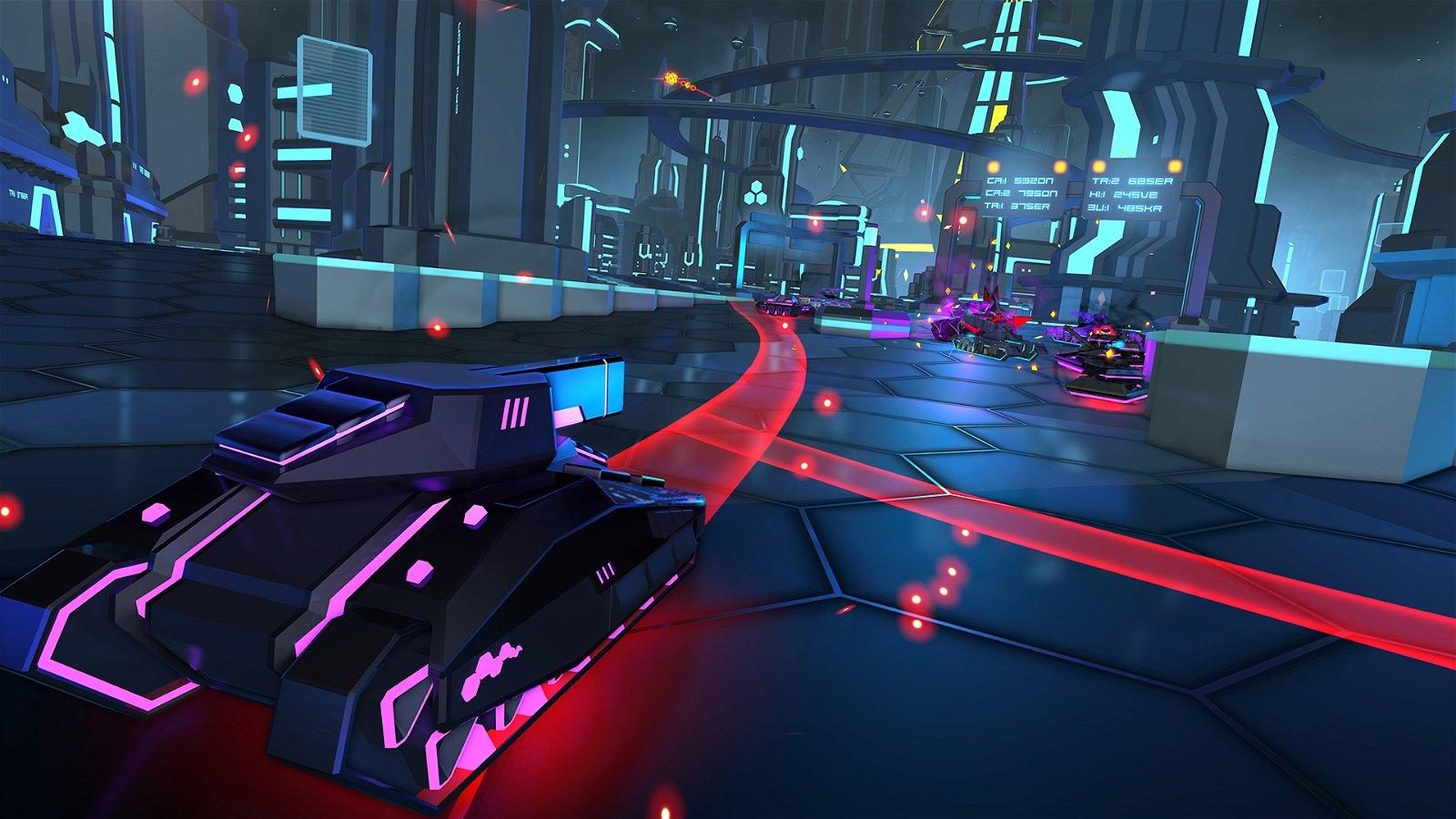 Battlezone (Ps4) Review 8