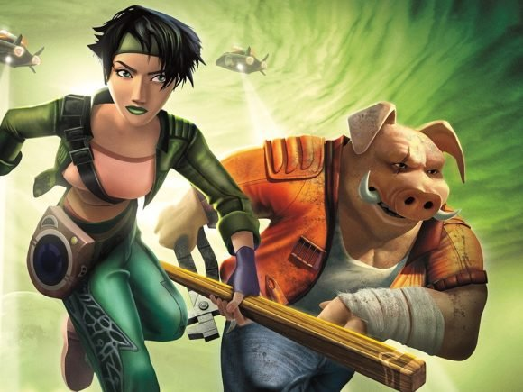 Beyond Good & Evil Goes Free on Ubisoft Club 1