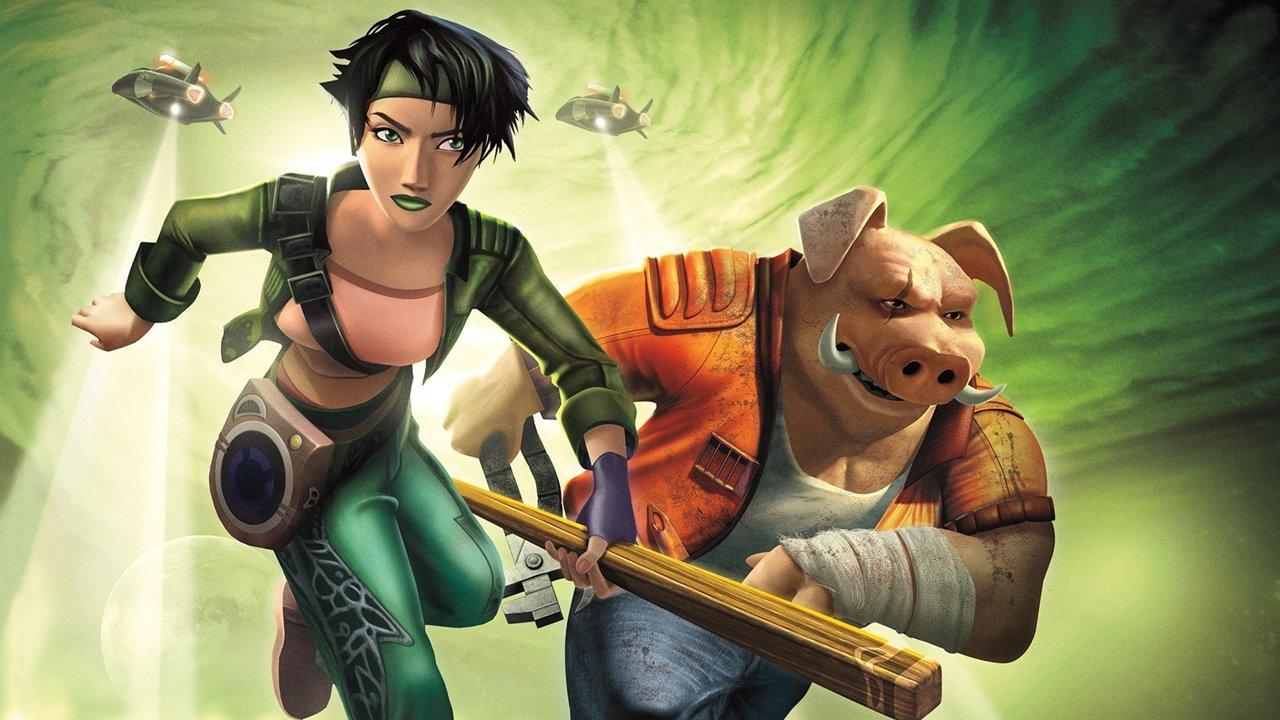 Beyond Good & Evil Goes Free on Ubisoft Club 2