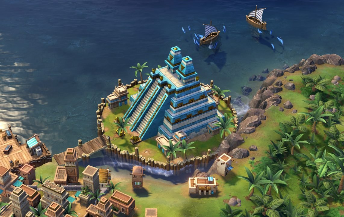 Civilization 6 Preview: Building From the Embers of its Predecessor 9