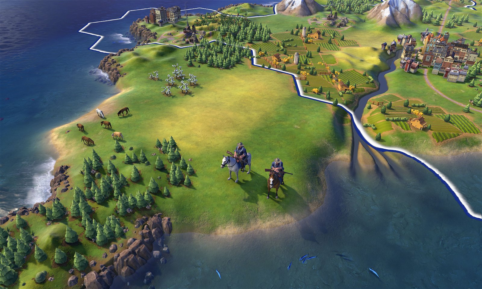 Civilization 6 Preview: Building From the Embers of its Predecessor 5