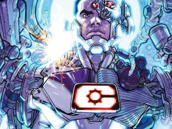 Cyborg Rebirth #1 (Comic) Review 5