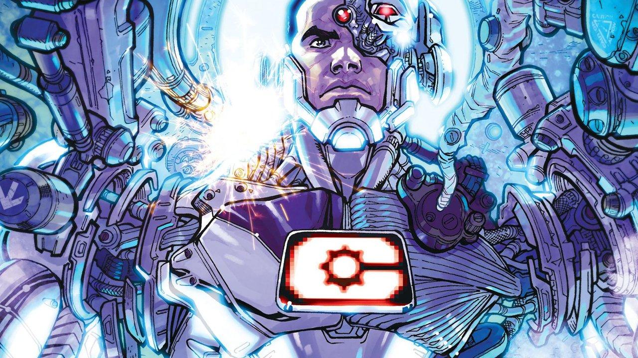 Cyborg Rebirth #1 (Comic) Review 6