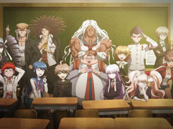Danganronpa and its Sequel are Coming to PS4 Next Year 1