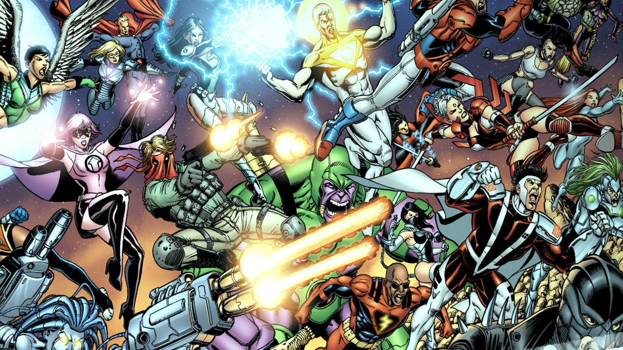 DC to Revive WildStorm Imprint with Warren Ellis 2