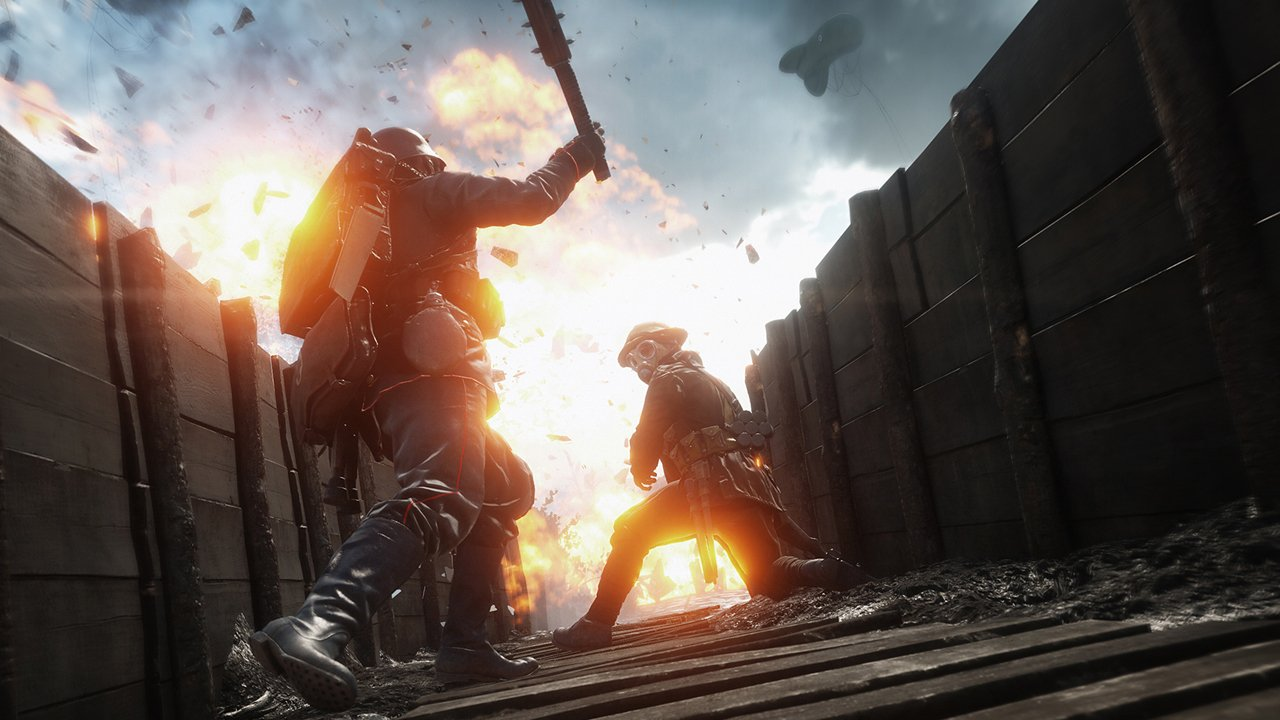 DDoS Attacks Impede Battlefield 1 Launch 1
