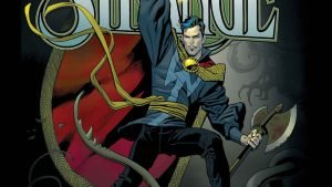 Doctor Strange: The Fate of Devin Grayson