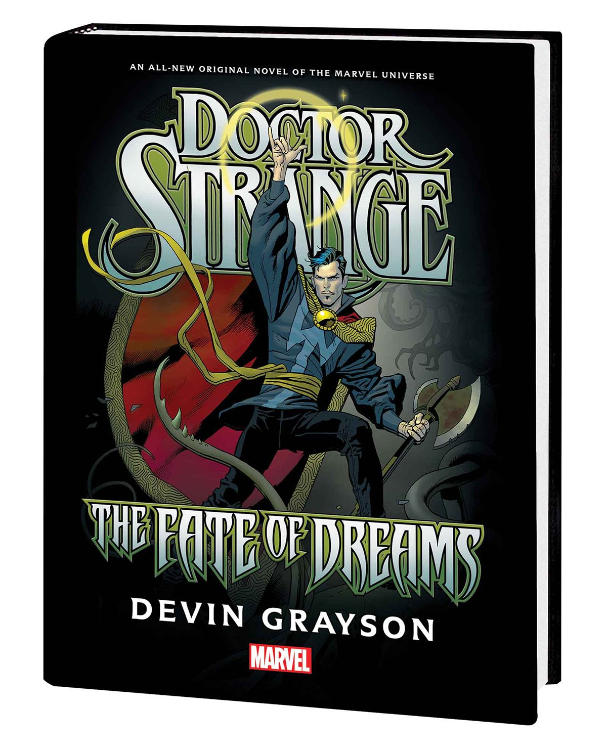 Doctor Strange: The Fate of Devin Grayson 3