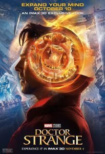 Dr. Strange (Movie) Review 2