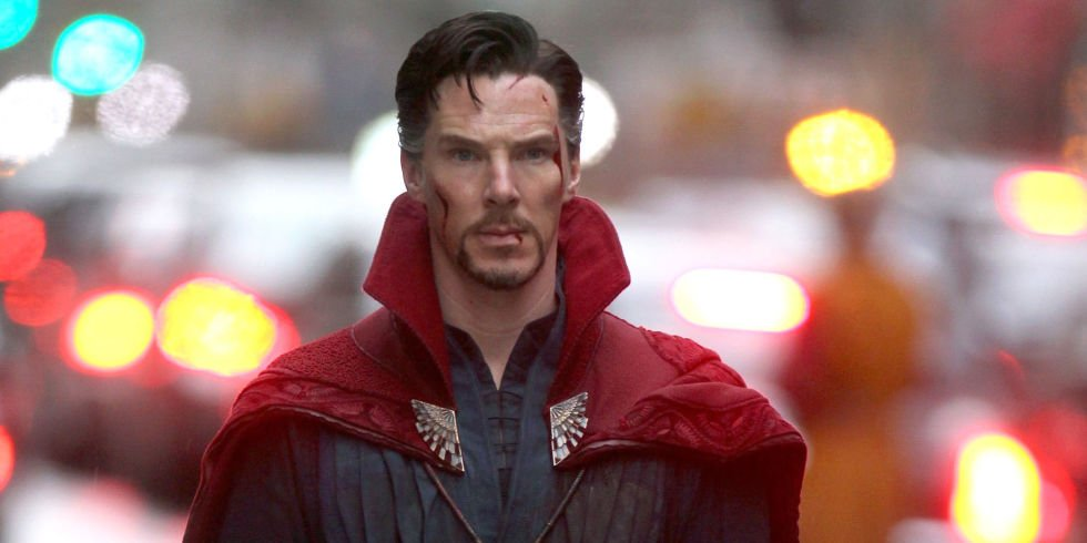 Dr. Strange (Movie) Review 3