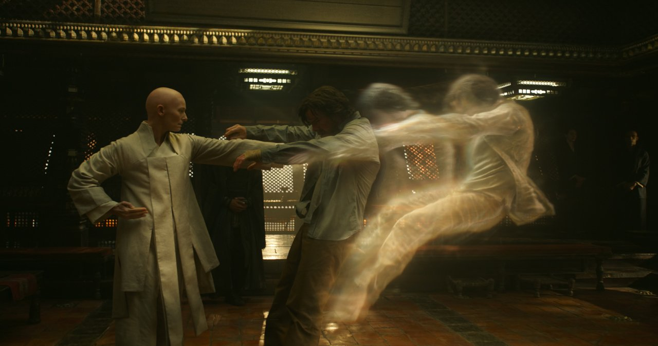Dr. Strange (Movie) Review 7