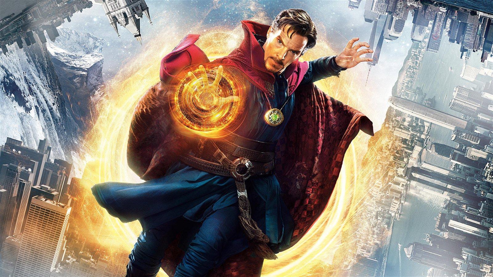 Doctor Strange (2016) Review 11