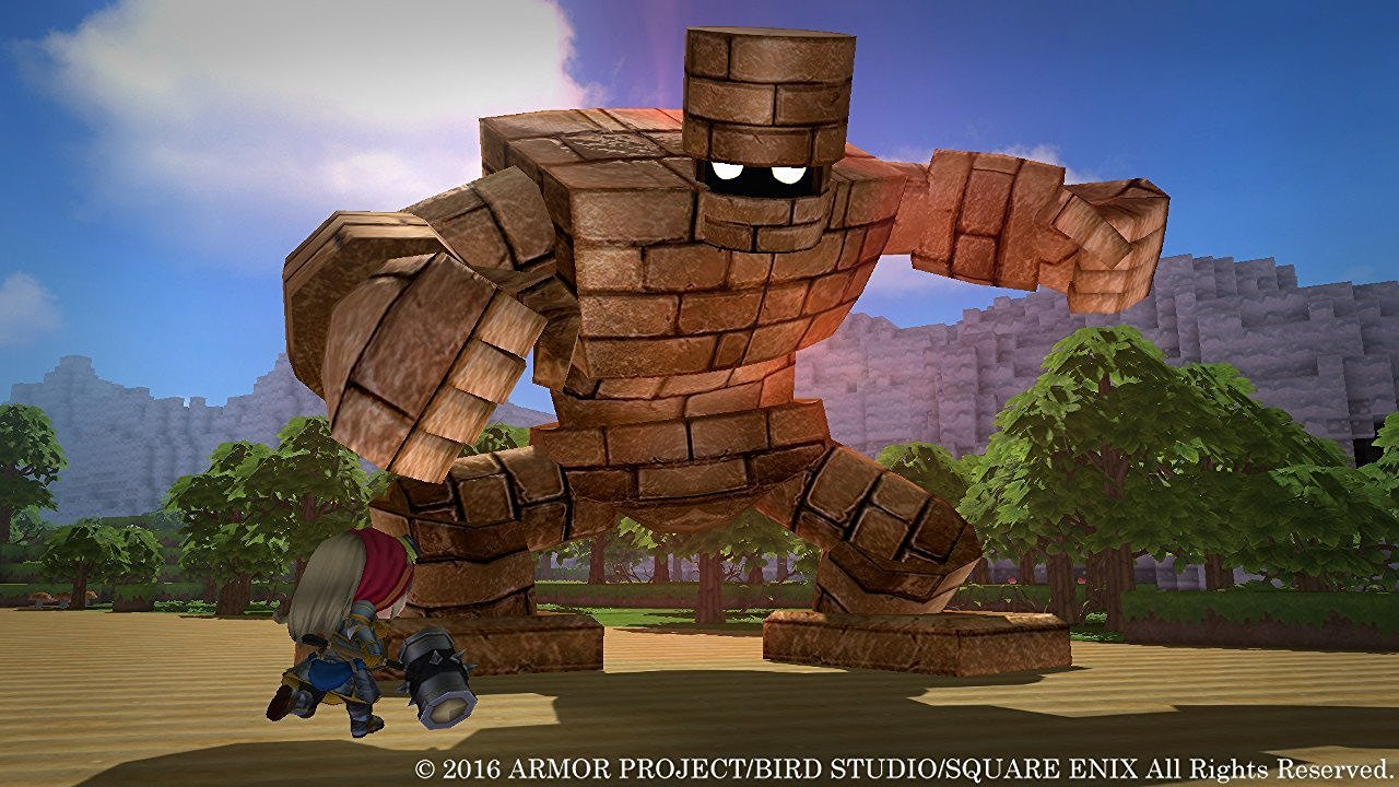 Dragon Quest Builders (PS4) Review 1