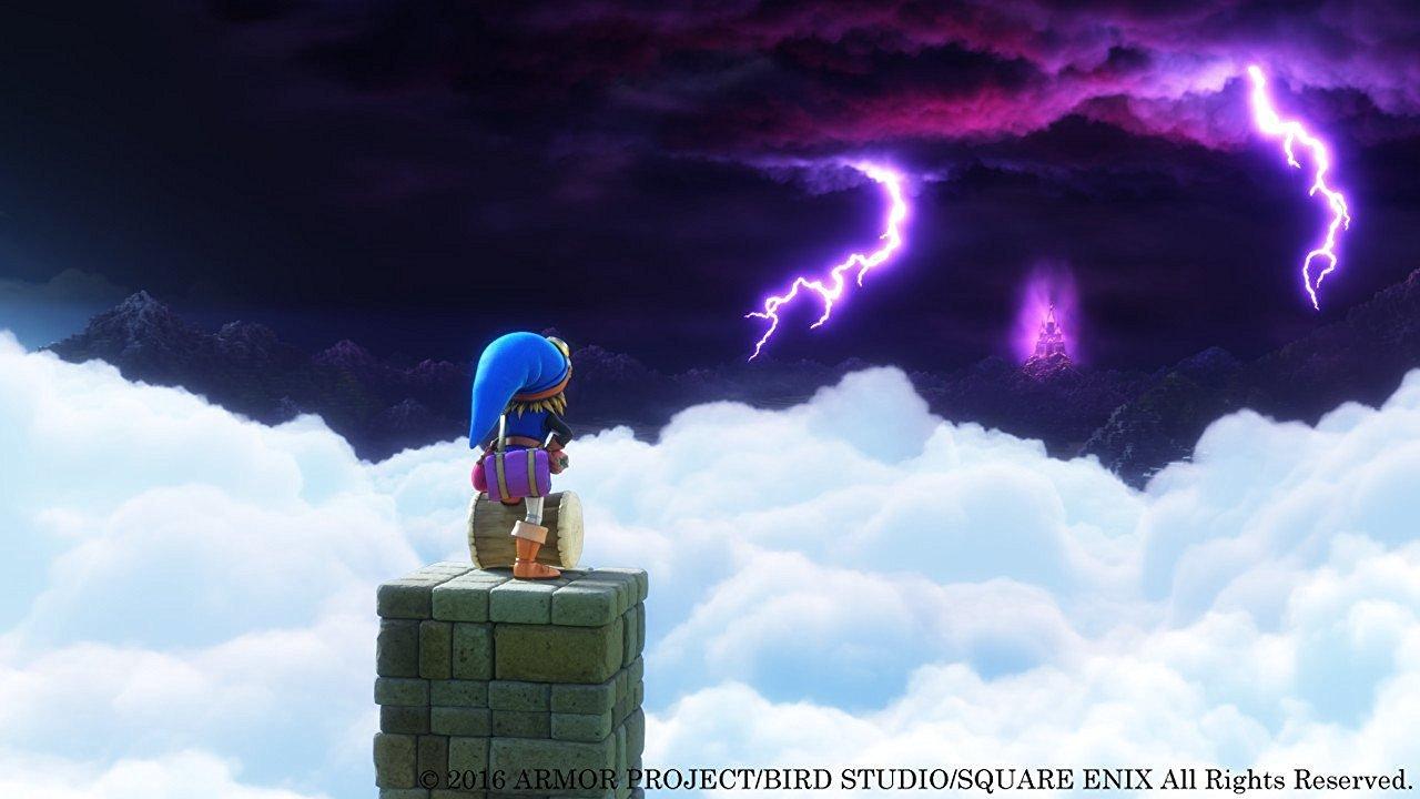 Dragon Quest Builders (Ps4) Review 4