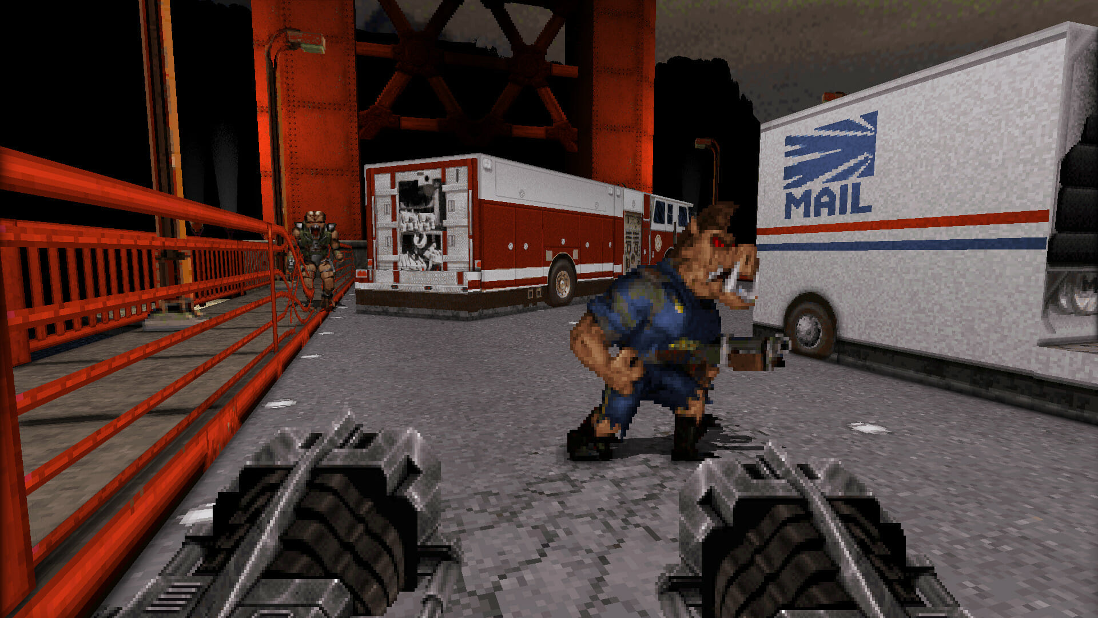Duke Nukem 3D: 20Th Anniversary World Tour (Pc) Review 5