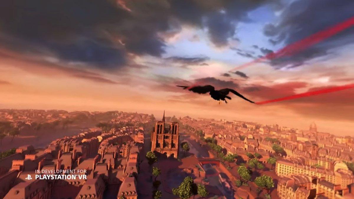 Eagle Flight (Oculus Rift) Review 5