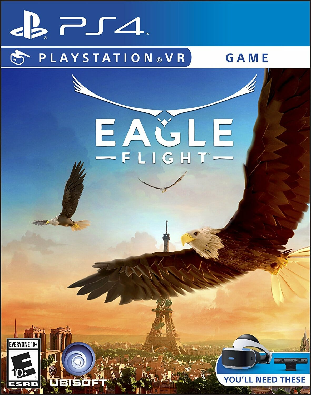 Eagle Flight (Oculus Rift) Review 1